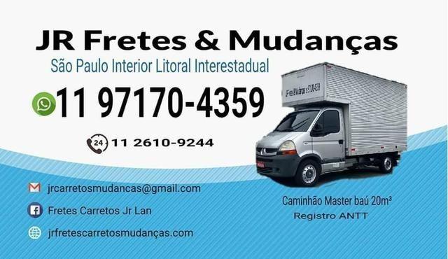 Fretes Mudanças Carretos Mogi das Cruzes - Serviços - Parque ...