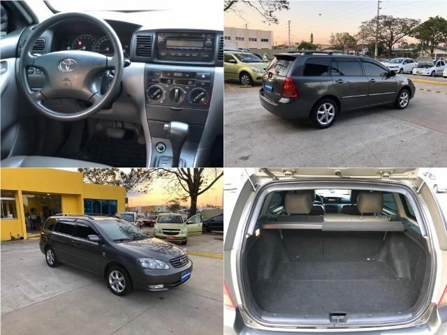 Toyota Fielder Blindada Automática Entrada Apartir de R$ 990,00 + 48x - Foto 11