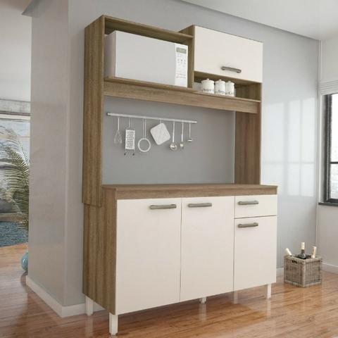 Cozinhas Compactas e moduladas