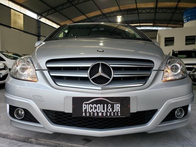 Mercedes B170 com 66 mil km rodados Raridade vendo troco e financio R$ 33.900,00 - Foto 6