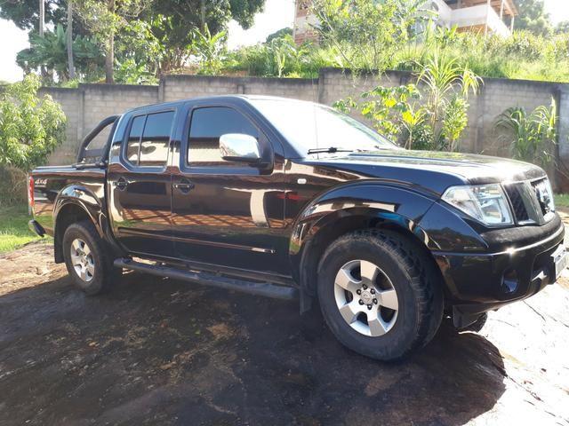Frontier Nissan 2008