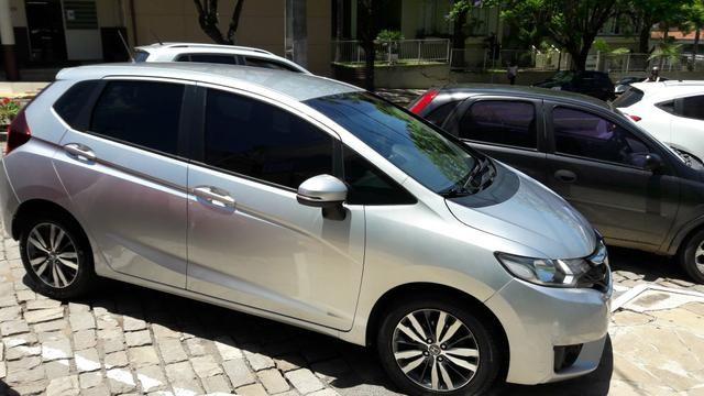 Honda Fit Exl 1.5 Flexone Aut - Foto 7