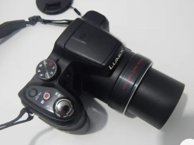 Máquina fotográfica Panasonic Lumix lz30