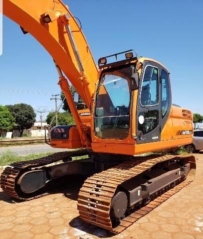 Escavadeira Doosan DX225 LCA ano 2011 - Foto 4