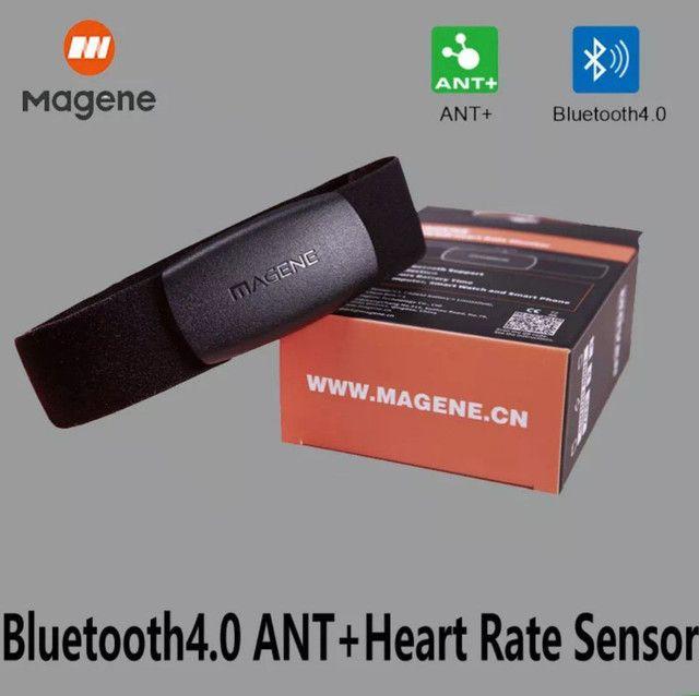 cinta cardíaca Bluetooth original - Foto 3