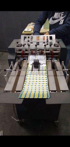 Máquina de Colar Envelopes Tipo Dízimo - Foto 4