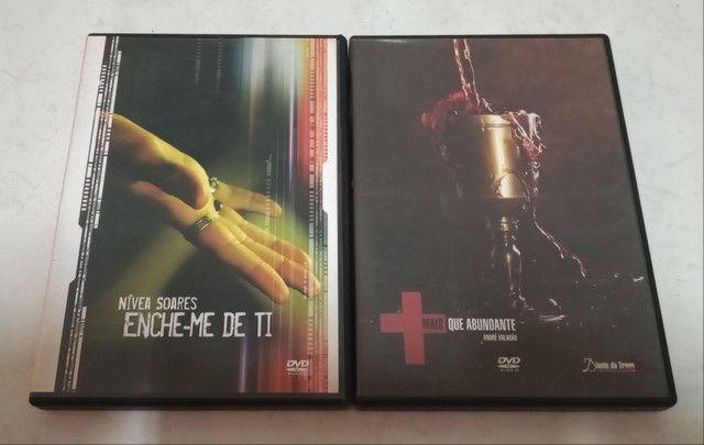DVDs Musicais - Troco por jogos de videogames - Foto 3