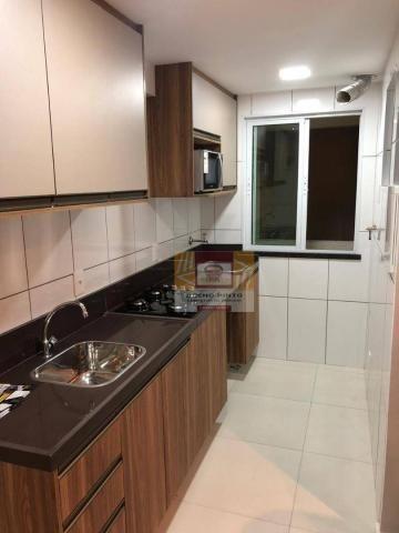 Apartamento para venda com 3 quartos e lazer completo no Guararapes - Foto 20