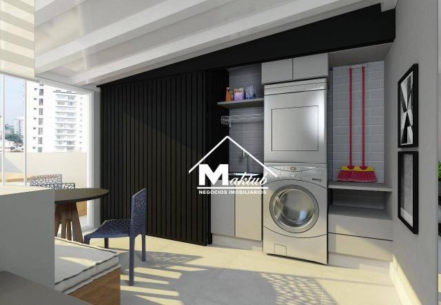 Cobertura com 2 dormitórios à venda, 88 m² por R$ 430.000,00 - Jardim - Santo André/SP - Foto 5