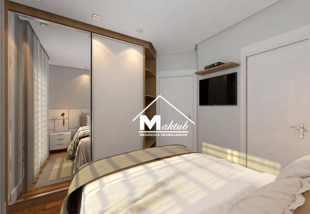 Cobertura com 2 dormitórios à venda, 88 m² por R$ 430.000,00 - Jardim - Santo André/SP - Foto 14