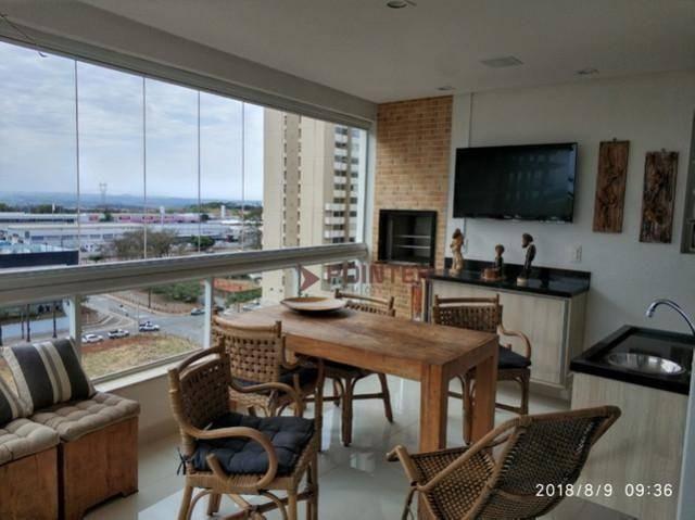 Apartamento à venda, 150 m² por R$ 880.000,00 - Jardim Goiás - Goiânia/GO