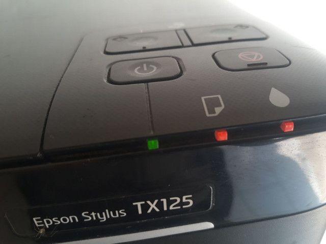 Epson Tx125 ( Veja a descrição e fotos) - Foto 6