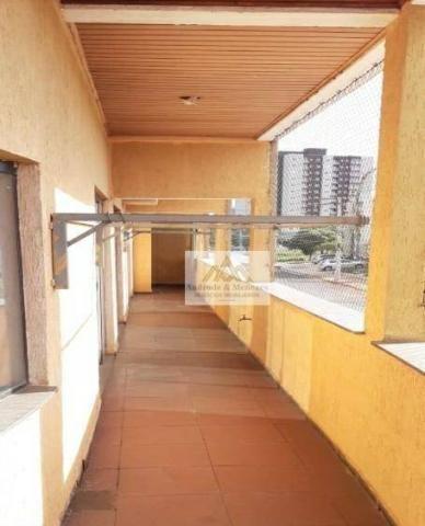 Sobrado com 5 dormitórios para alugar, 288 m² por R$ 3.800,00/mês - Central Park - Ribeirã - Foto 2