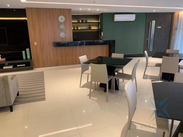 Apartamento com 4 dormitórios à venda, 219 m² - Dionisio Torres - Fortaleza/CE - Foto 5