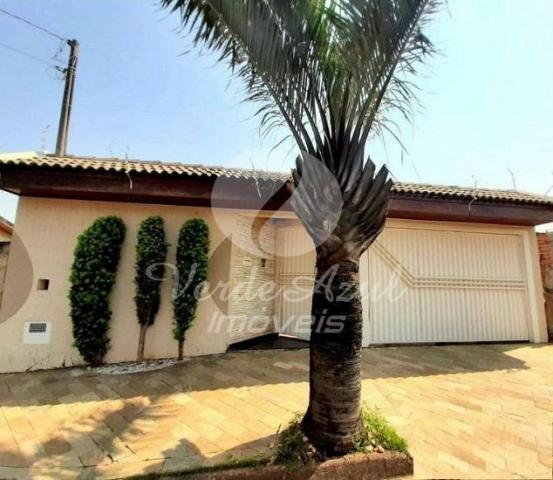 Casa à venda com 4 dormitórios em Jardim dona regina, Santa bárbara d'oeste cod:CA007648 - Foto 6