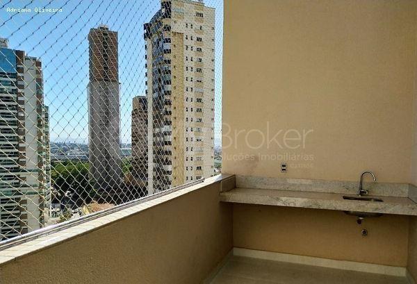 Apartamento para Venda em Goiânia, Jardim Goiás, 3 dormitórios, 3 suítes, 5 banheiros, 2 v - Foto 6