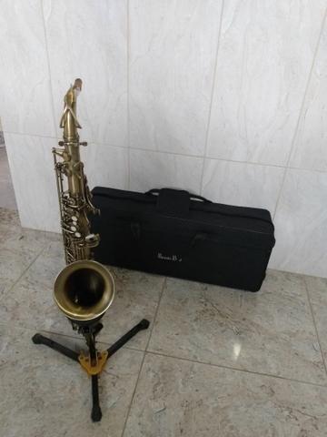 Sax tenor Eagle envelhecido - Foto 5