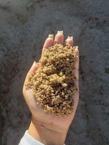 Areia grossa do Faina