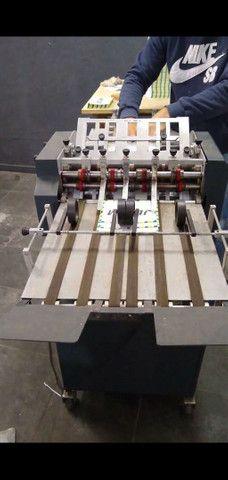 Máquina de Colar Envelopes Tipo Dízimo - Foto 3
