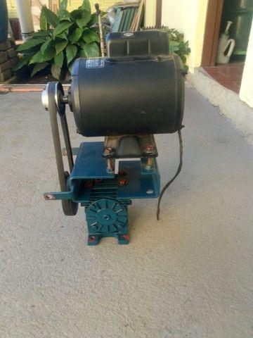 Conjunto motor/redutor - Foto 2