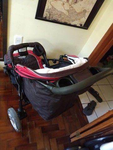 Carrinho e bebe conforto GRACO - Foto 4