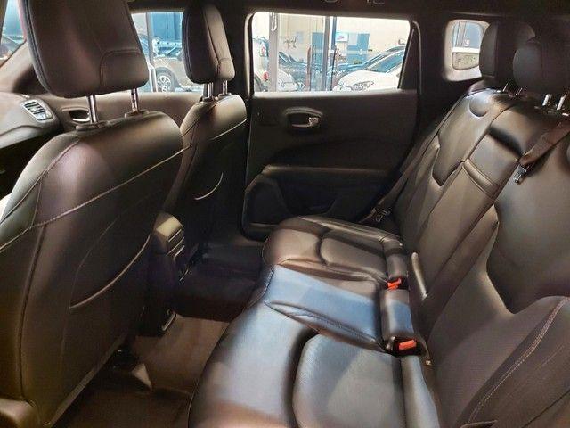Jeep Compass 2.0 16V DIESEL LIMITED 4X4 AUTOMÁTICO - Foto 9