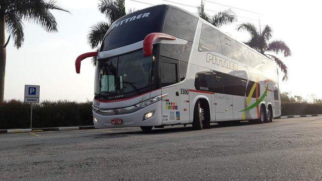 Ônibus DD G7 Scania