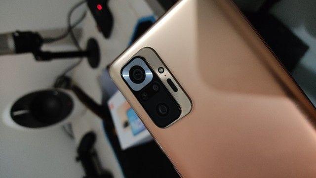 Xiaomi redmi note 10 pro 6/64 camera 108mp / bateria 5020mah / carregamento rápido 33w - Foto 2