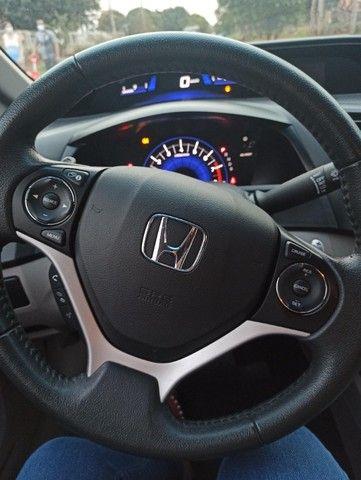 Honda Civic 2016 Automático - Foto 9