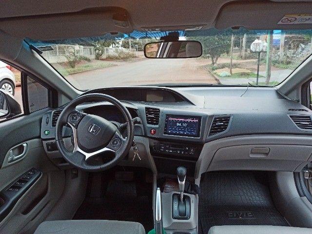 Honda Civic 2016 Automático - Foto 10