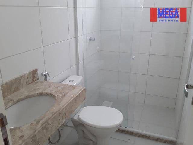 Casa com 3 dormitórios para alugar, 160 m² por R$ 3.200,00/mês - Urucunema - Eusébio/CE - Foto 15
