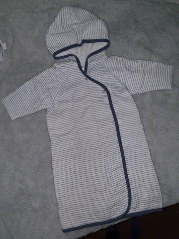 Roupão de bebê Carter's - lavado, mas nunca usado!