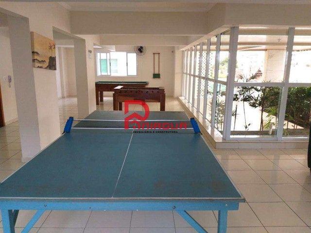 Apartamento com 2 dorms, Aviação, Praia Grande - R$ 280 mil, Cod: 461 - Foto 12