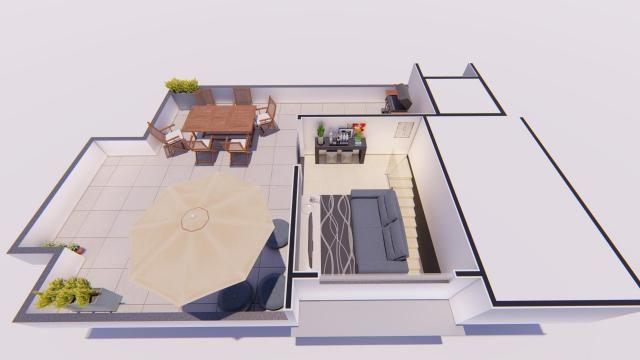Apartamento à venda com 3 dormitórios em Castelo, Belo horizonte cod:ATC4272 - Foto 7