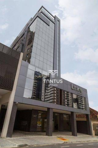 Sala à venda, 30 m² por R$ 216.006,25 - Cabral - Curitiba/PR
