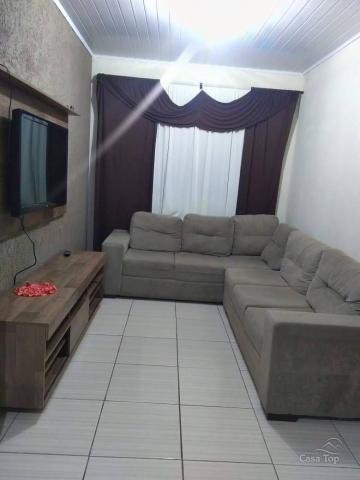 Casa à venda com 2 dormitórios em Boa vista, Ponta grossa cod:1265 - Foto 2