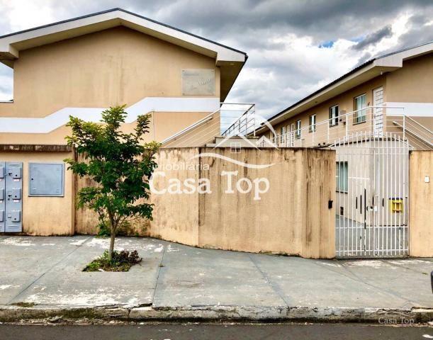 Apartamento à venda com 2 dormitórios em Boa vista, Ponta grossa cod:1945