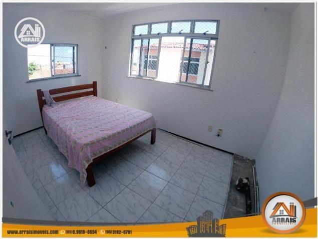 Apartamento com 3 dormitórios à venda, 120 m² por R$ 320.000,00 - Montese - Fortaleza/CE - Foto 7