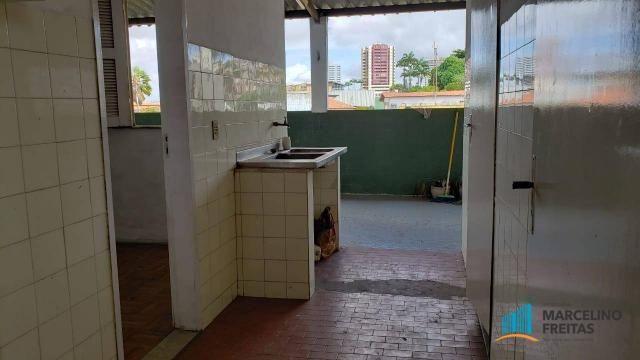 Cobertura com 3 dormitórios para alugar, 180 m² por R$ 709,00/mês - Dionisio Torres - Fort - Foto 7