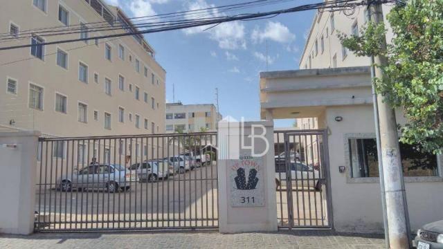 Apartamento com 2 dormitórios para alugar, 44 m² por R$ 750,00/mês - Martins - Uberlândia/ - Foto 19