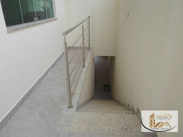 Casa com 3 dormitórios à venda por R$ 750.000 - Santa Mônica - Belo Horizonte/MG - Foto 12