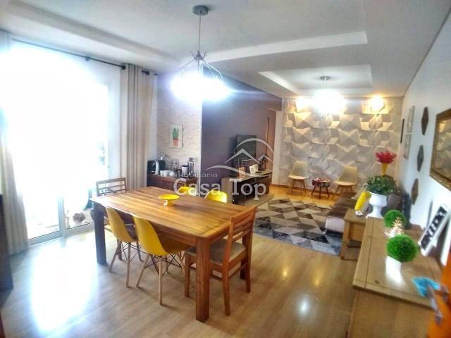 Apartamento à venda com 3 dormitórios em Estrela, Ponta grossa cod:407 - Foto 3