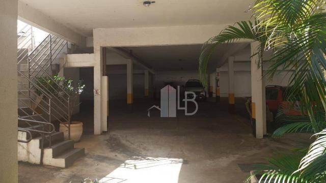 Apartamento com 2 dormitórios para alugar, 44 m² por R$ 750,00/mês - Martins - Uberlândia/ - Foto 7