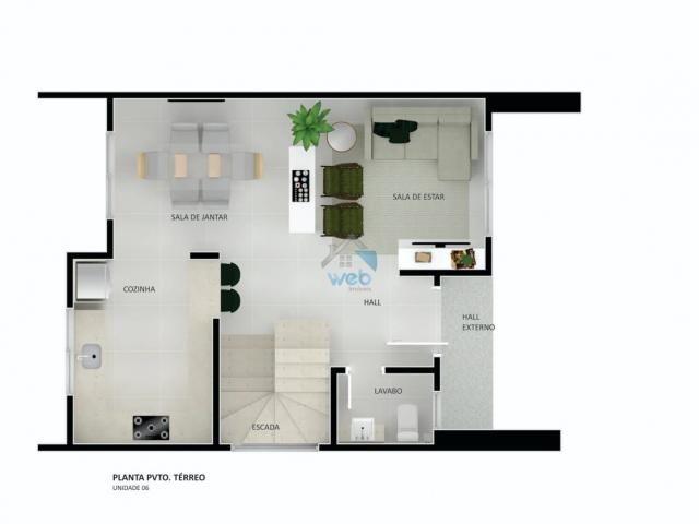 Residencial Menino Jesus - Lindos sobrados em condomínio fechado, com 3 quartos, muito bem - Foto 8
