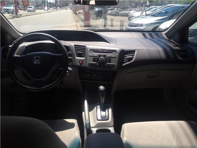 Honda Civic 1.8 lxs 16v flex 4p automático - Foto 7