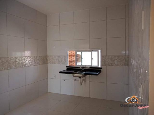 Casa com 3 dormitórios à venda, 98 m² por R$ 295.000,00 - Centro - Eusébio/CE - Foto 5