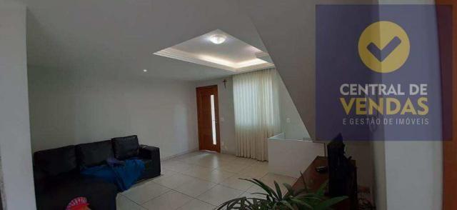 Casa à venda com 4 dormitórios em Santa mônica, Belo horizonte cod:159 - Foto 3