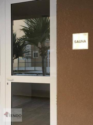 Apartamento 90 m² - alugar - 3 dormitórios - 2 suítes - Bairro Pau Preto - Indaiatuba/SP - Foto 12
