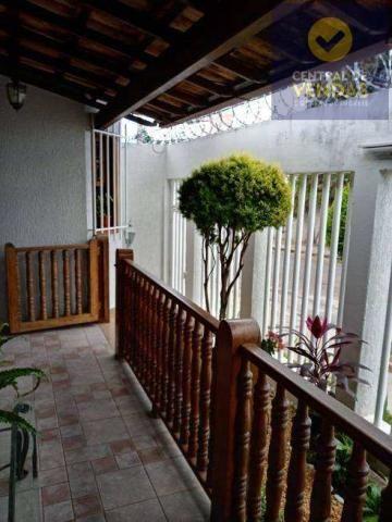 Casa à venda com 3 dormitórios em Santa amélia, Belo horizonte cod:361