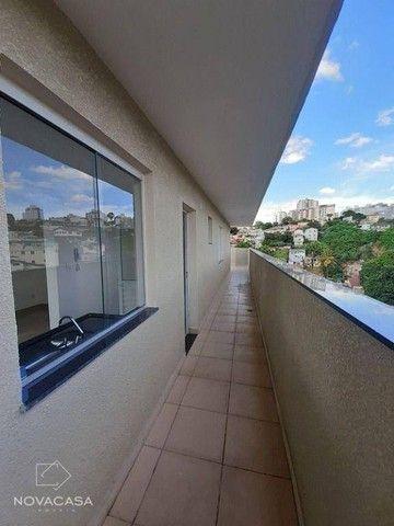 Cobertura com 2 dormitórios à venda, 119 m² por R$ 523.360,95 - Salgado Filho - Belo Horiz - Foto 12